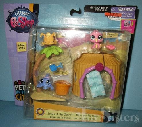 Littlest Pet Shop #242 (again) Pia Passaro – Toy Sisters
