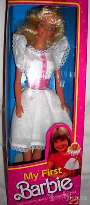 1983 My First Barbie Toy Sisters