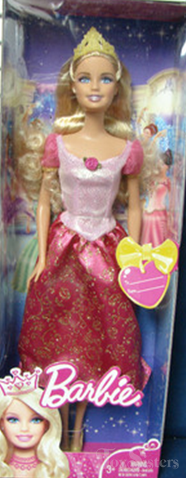 2010 Barbie 12 Dancing Princesses Genevieve Toy Sisters