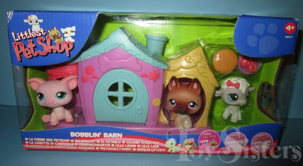 littlest pet shop 377 toy sisters